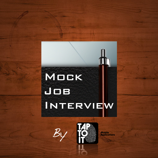 Mock Job Interview app icon